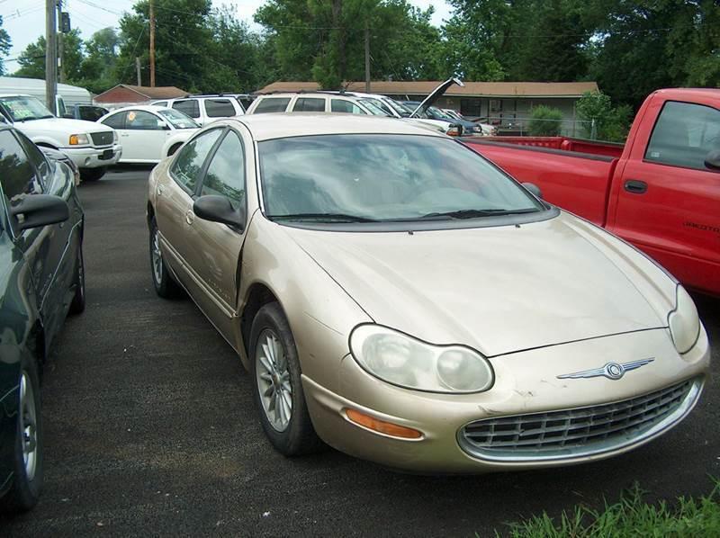 1998 Chrysler Concorde