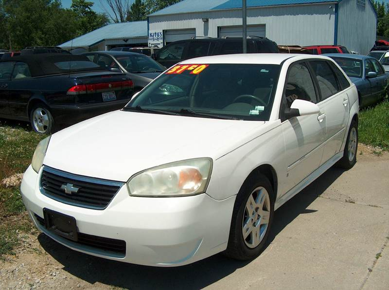 2006 chevrolet malibu maxx lt 4dr hatchback in. Black Bedroom Furniture Sets. Home Design Ideas