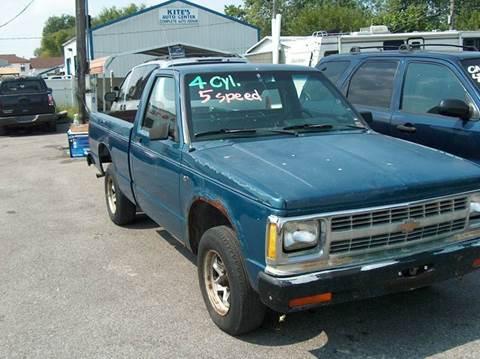 1990 Chevrolet S-10
