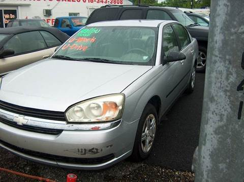 2004 Chevrolet Malibu