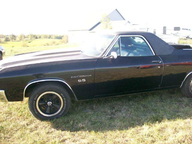1971 Chevrolet el comino