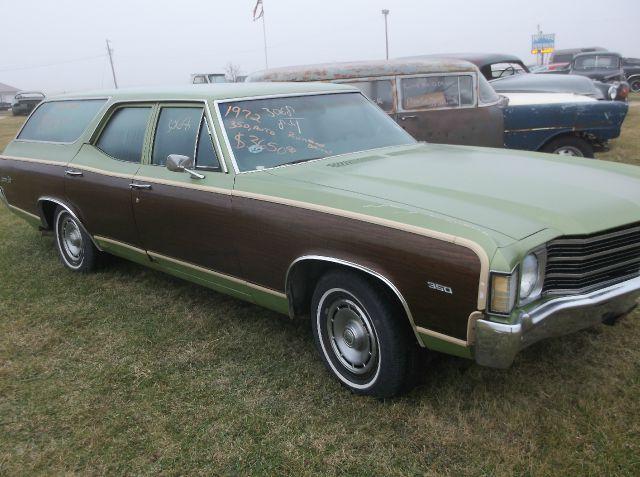 1972 Chevrolet costom