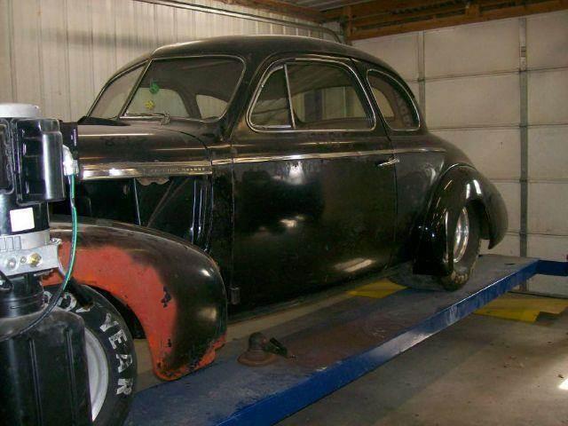 1940 Chevrolet 210