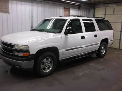 2001 Chevrolet Suburban for sale in Lockridge, IA