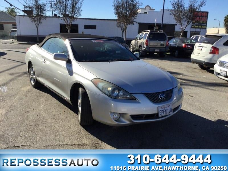 2006 toyota camry solara se v6 2dr convertible in hawthorne ca repossess auto. Black Bedroom Furniture Sets. Home Design Ideas