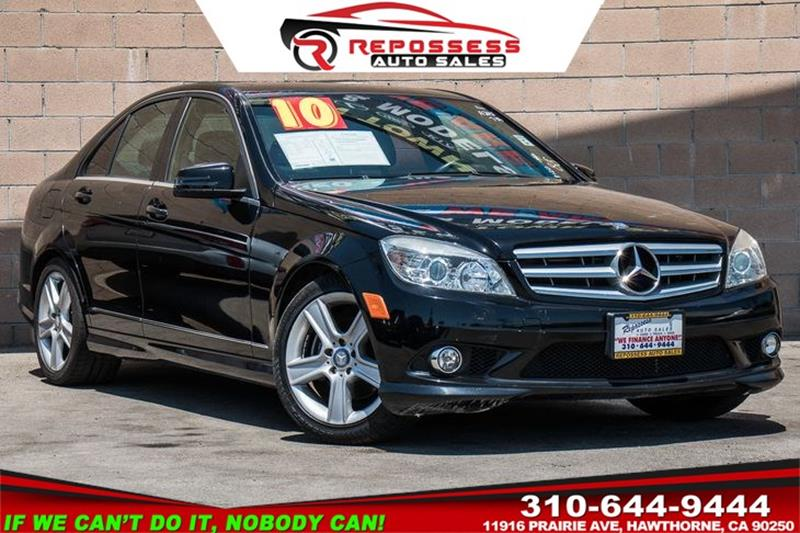 Used mercedes benz for sale in hawthorne ca for Used mercedes benz for sale in california