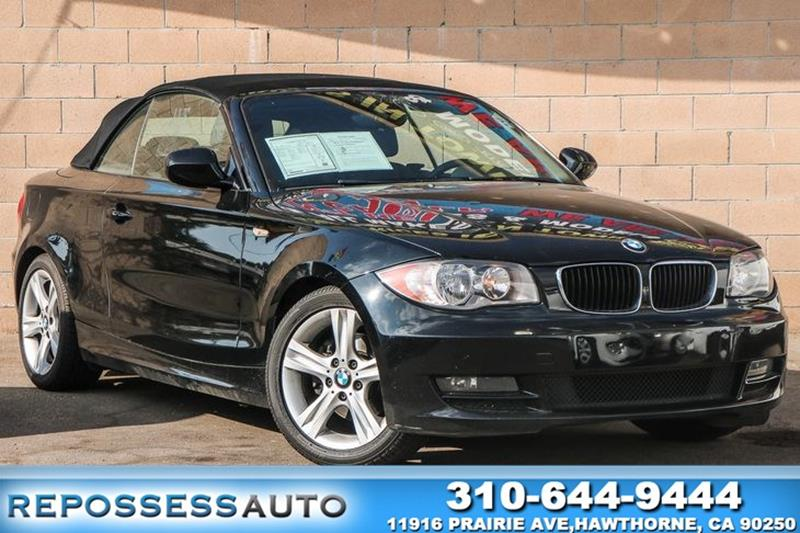 Bmw Series I Dr Convertible SULEV In Hawthorne CA - 2010 bmw 128i convertible