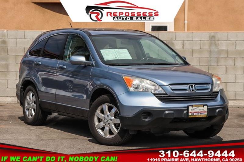 2007 Honda Cr-V AWD EX-L 4dr SUV In Hawthorne CA ...