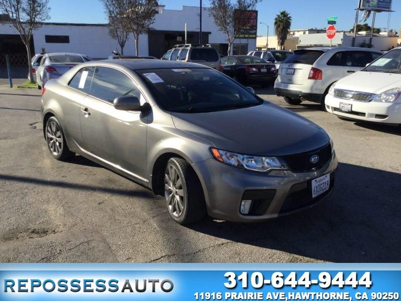 2013 kia forte koup sx 2dr coupe 6a in hawthorne ca repossess auto. Black Bedroom Furniture Sets. Home Design Ideas
