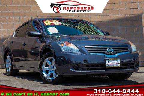 2008 Nissan Altima Hybrid For Sale in Fresno, CA - Carsforsale.com®
