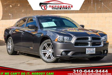 2014 Dodge Charger for sale in Hawthorne, CA