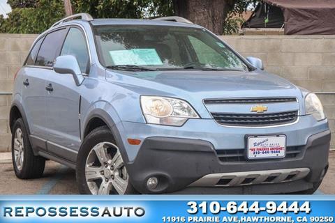 2013 Chevrolet Captiva Sport for sale in Hawthorne, CA
