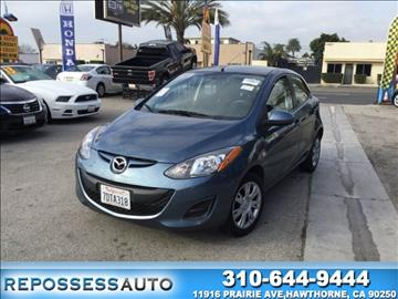 2014 Mazda MAZDA2 for sale in Hawthorne, CA