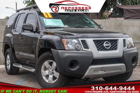 2011 Nissan Xterra for sale in Hawthorne, CA