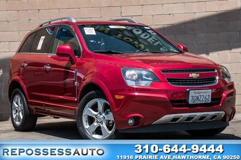 2015 Chevrolet Captiva Sport Fleet for sale in Hawthorne, CA