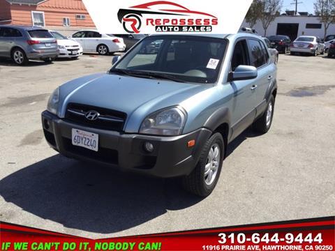 2008 Hyundai Tucson for sale in Hawthorne, CA