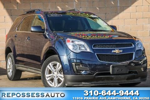 2015 Chevrolet Equinox for sale in Hawthorne, CA