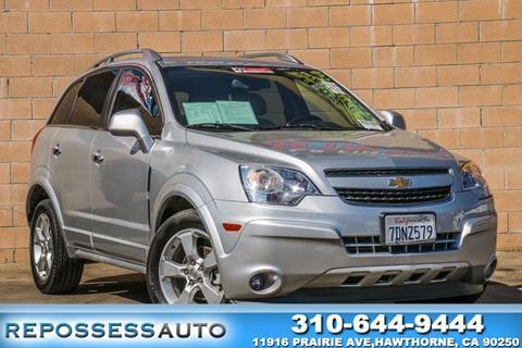 2014 Chevrolet Captiva Sport for sale in Hawthorne, CA