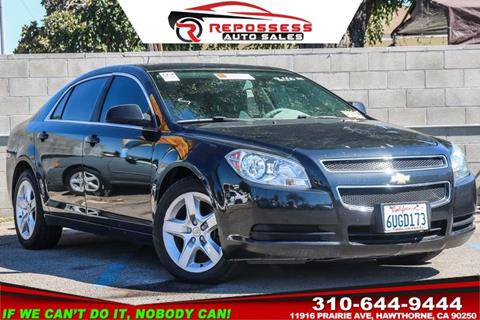 2012 Chevrolet Malibu for sale in Hawthorne, CA