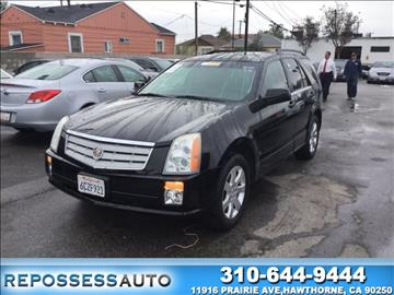 2008 Cadillac SRX for sale in Hawthorne, CA