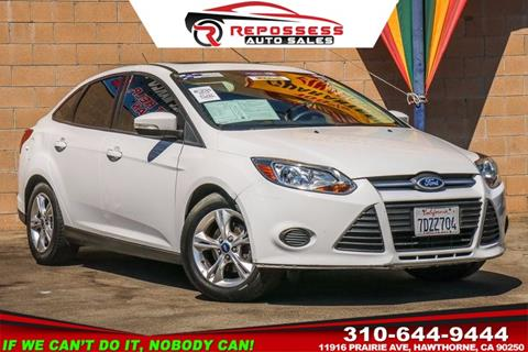 2014 Ford Focus for sale in Hawthorne, CA