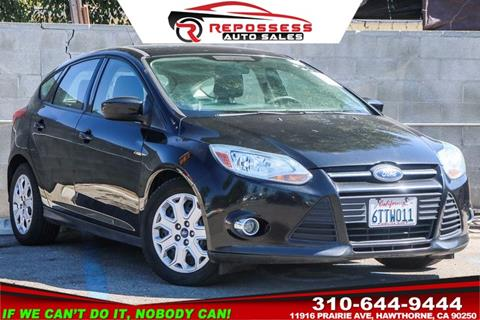 2012 Ford Focus for sale in Hawthorne, CA
