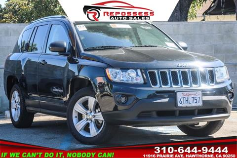 2011 Jeep Compass for sale in Hawthorne, CA