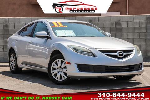 2011 Mazda MAZDA6 for sale in Hawthorne, CA