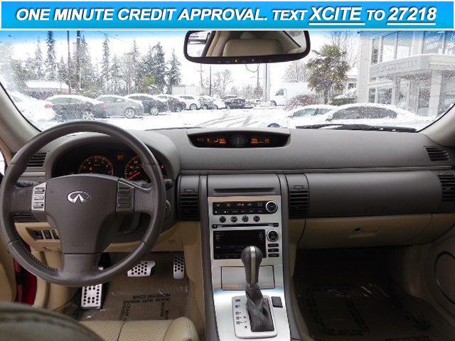 2006 Infiniti G35 2dr Coupe w/automatic - Lynnwood WA