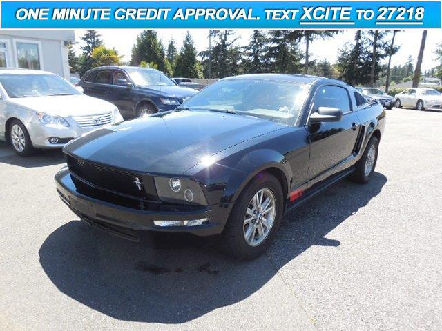 2006 Ford Mustang V6 Premium 2dr Coupe - Lynnwood WA