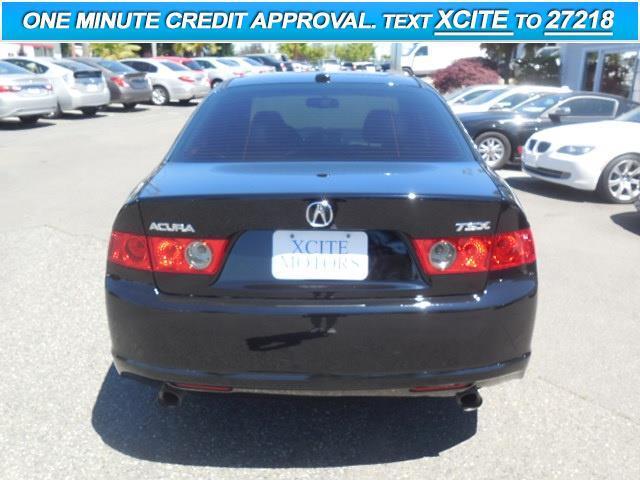 2007 Acura TSX 4dr Sedan 5A - Lynnwood WA