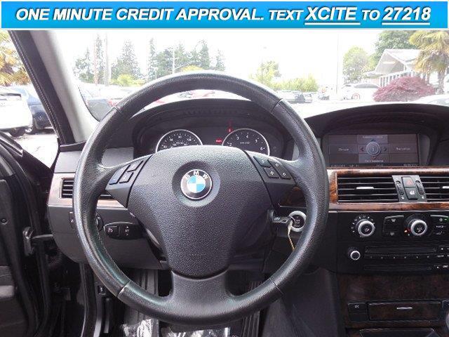 2008 BMW 5 Series 535i 4dr Sedan Luxury - Lynnwood WA