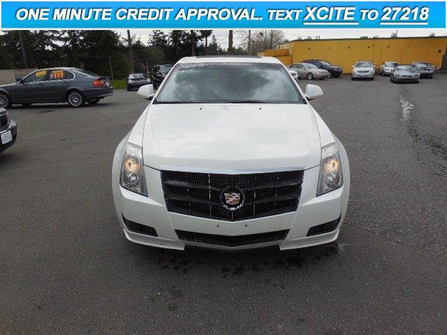 2010 Cadillac CTS AWD 3.0L V6 Luxury 4dr Sedan - Lynnwood WA