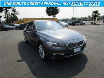 2012 BMW 3 Series for sale in Lynnwood, WA