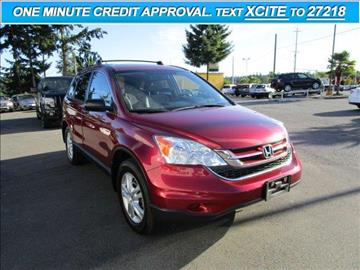 2011 Honda CR-V for sale in Lynnwood, WA