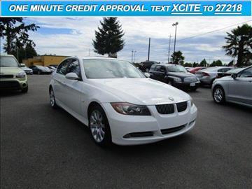 2006 BMW 3 Series for sale in Lynnwood, WA