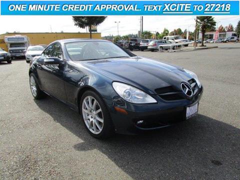 2007 Mercedes-Benz SLK for sale in Lynnwood, WA
