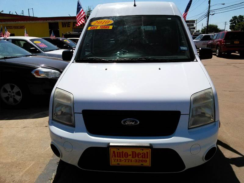 2010 Ford Transit Connect