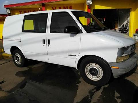 1999 Chevrolet Astro Cargo