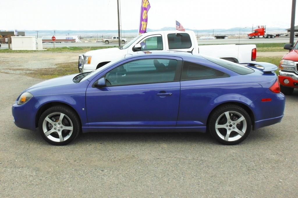 2008 Pontiac G5 Gt 2dr Coupe In Helena Mt Elk Mountain