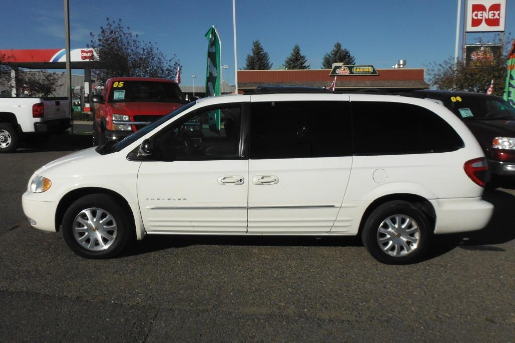 2001 Chrysler Town And Country Lxi 4dr Extended Mini Van