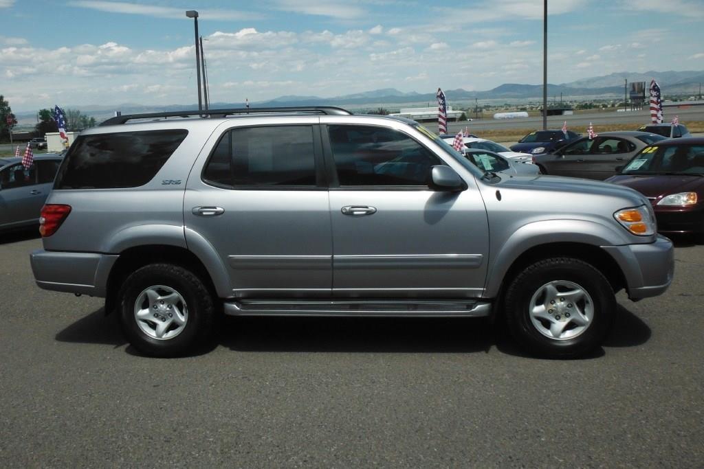2002 Toyota Sequoia Sr5 4wd 4dr Suv In Helena Mt Elk