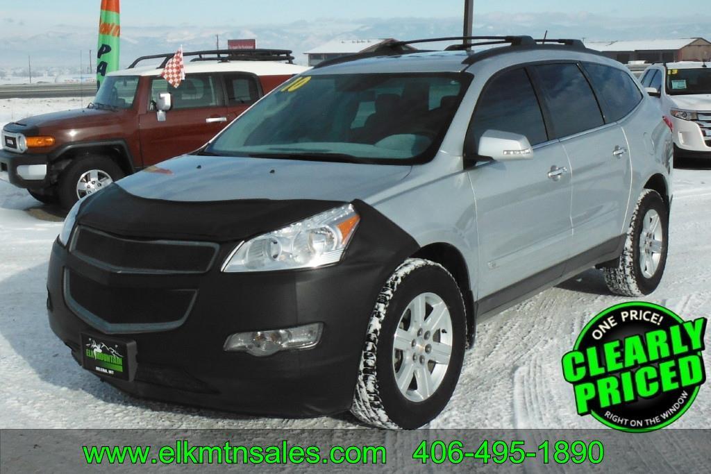 2010 Chevrolet Traverse Lt Awd 4dr Suv W 1lt In Helena Mt