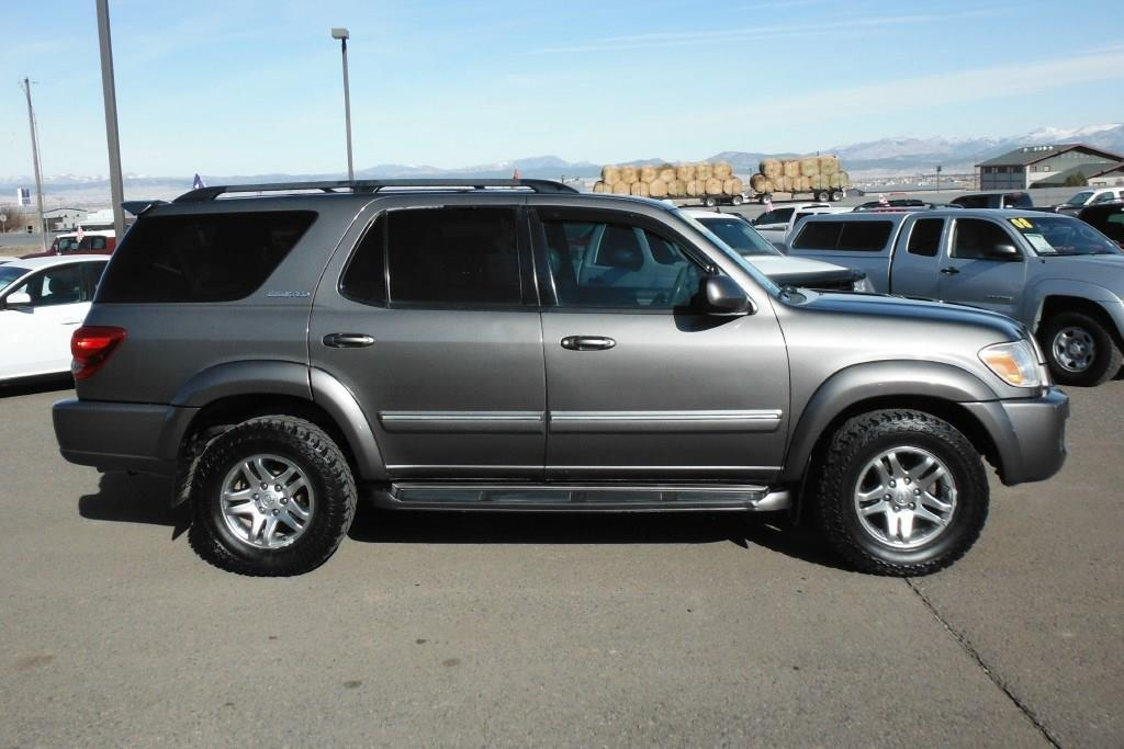 2005 Toyota Sequoia Limited 4wd 4dr Suv In Helena Mt Elk