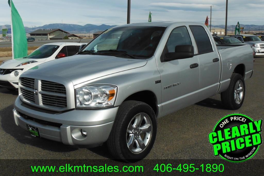 Dodge Trucks For Sale In Montana