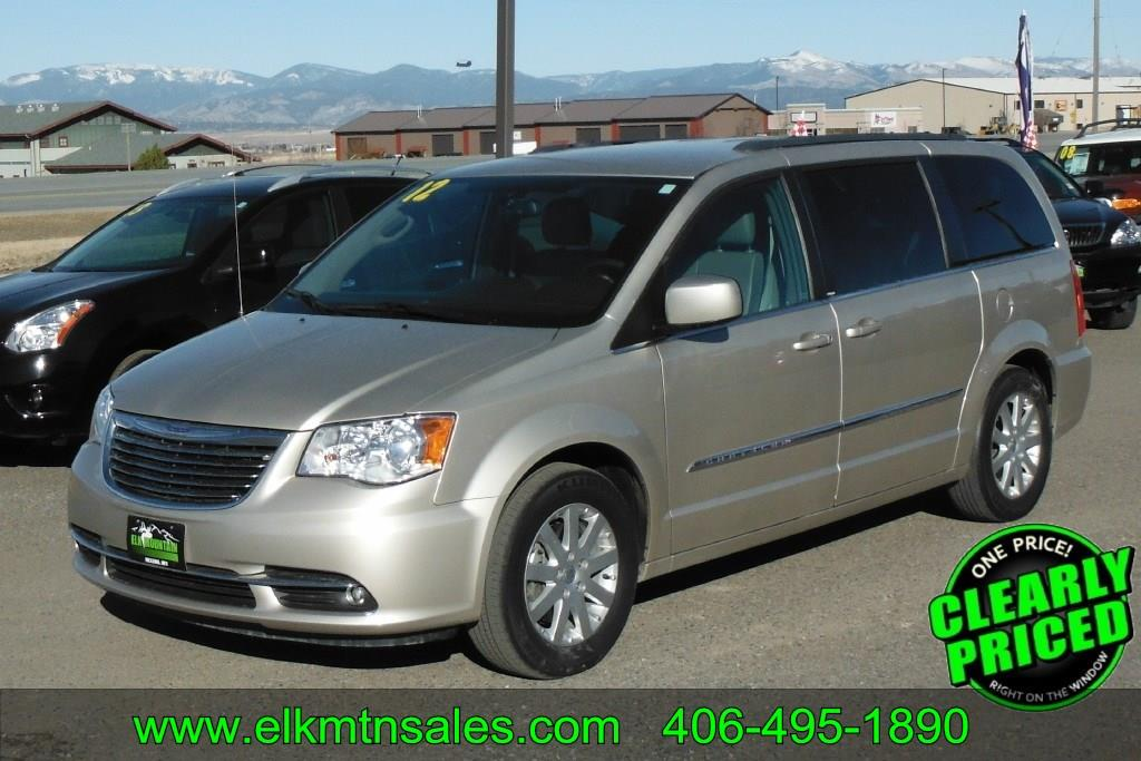 2012 Chrysler Town And Country Touring Touring 4dr Mini