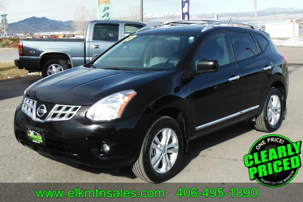 2013 Nissan Rogue Sv Awd Sv 4dr Crossover In Helena Mt