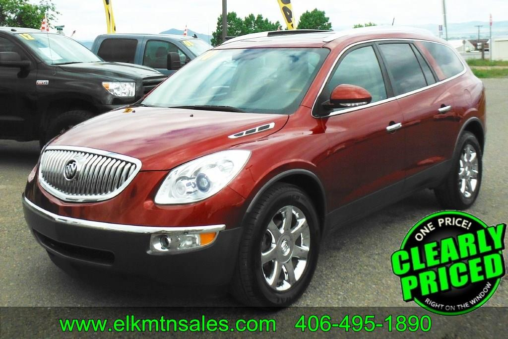 2010 Buick Enclave Awd Cxl 4dr Suv W 1xl In Helena Mt