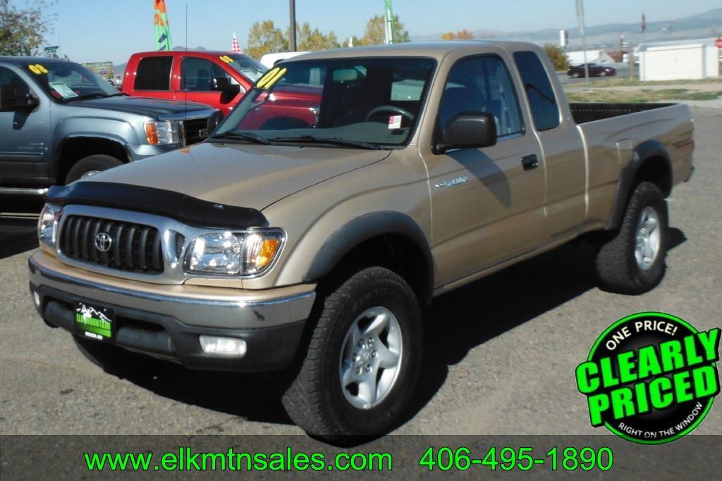 2001 Toyota Tacoma For Sale In Dallas Tx