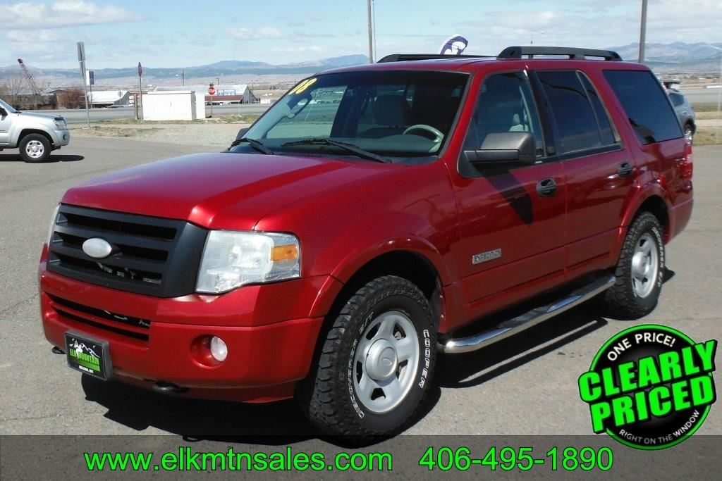 2008 Ford Expedition 4x4 Xlt 4dr Suv In Helena Mt Elk